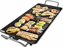 LVYE1 MRMF Smoke Free Electric Grill Griddle 1500W