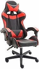 Lwieui Game Chair Leather Reclining Gaming Gaming