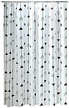 Lwieui Shower Curtain Simplicity Shower Curtain