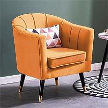 Lwieui Sofa Chair Single Sofa Nordic Lazy Bedroom
