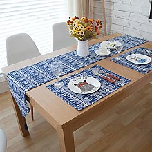 Lwieui Table Runner Southeast Asia Rectangle Table