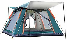 Lwieui Tent 6-7 Person Open Tents Outdoor Camping