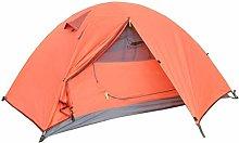 Lwieui Tent Backpacking Camping Tent Lightweight