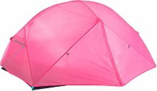 Lwieui Tent Camping Tent 2Persons Plain Aluminum