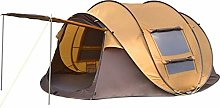 Lwieui Tent Outdoor Camping Tents 3-4 Person