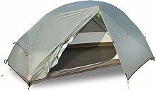 Lwieui Tent Outdoor Ultralight Camping Tent 3/4