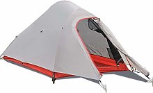 Lwieui Tent Single Camping 4 Seasons Tent with
