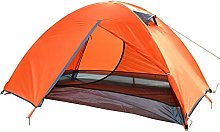 Lwieui Tent Tent 2 Person Double Layer Camping