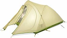 Lwieui Tent Tent 2 Person Nylon With Camping Tent
