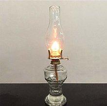 LWJPP Household kerosene lamp Country nostalgic