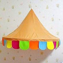 LWKBE Baby Bed Canopy, Children's Game Tent