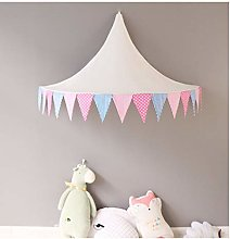 LWKBE Kids Bed Canopy,Princess Hanging Play