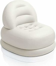 LWLEI Inflatable Sofa With Backrest Sofa Chair