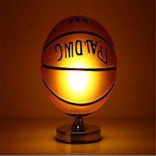 LWW Basketball Desk Lamps Modern Table Lamp for