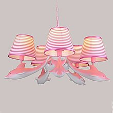 LWW Pendant Lights,Room Chandeliers,Creative Doll