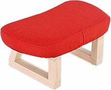 LWW Stools,Creative Seat Solid Wood Stool Living
