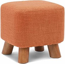 LWW Stools,Creative Seat Stool Solid Wood Shoes