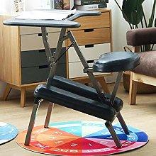 LWW Tables,Ergonomic Kneeling Chair Leather,