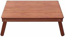 LWW Tables,Portable Bamboo Foldable Laptop Desk
