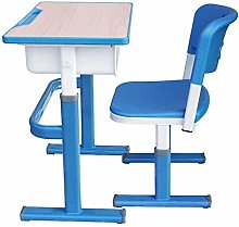 LWW Tables,Student Desk and Chair Set, Height