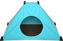 LWZ New pet tent bed, pet bed for small and