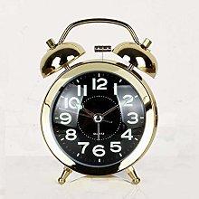 LXD Alarm Clocks,Big Sound Metal Alarm Clock