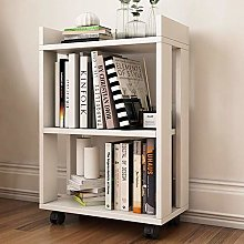 LXD Bookcases,Display Shees Bookshelf Small Wooden