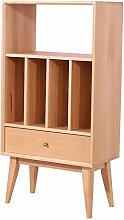 LXD Bookcases,Nordic Simple Solid Wood Small