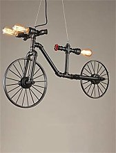 LXD Ceiling Lights,Continental Iron Retro Cycling