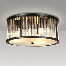 LXD Ceiling Lights,Country Retro Fashion Crystal a