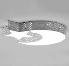 LXD Ceiling Lights,Star Moon Led Iron Creative