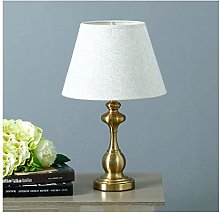 LXD Desk Lamp,Table Lamp Bedroom Bedside Lamp
