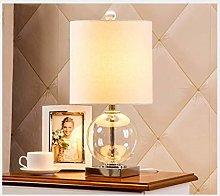 LXD Desk Lamp,Table Lamp Modern Minimalist Bedroom