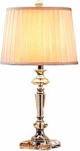 LXD Desk Lamp,Table Lamp Warm Bedroom with Simple