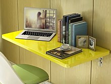 LXD Household Wall-Mounted Computer Desk - Folding
