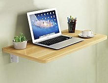 LXD Household Wall-Mounted Computer Desk - Solid