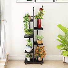 LXD Plant Stands,Home Metal Potted Flower Pot Rack