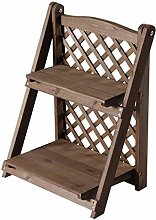 LXD Plant Stands,Home Wooden Plant Stand Floor