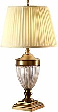 LXD Table Lamps,Desk Lamp Crystal Table Lamp