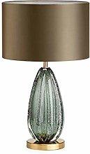 LXD Table Lamps,Desk Lamp Glass Table Lampmodern