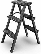 LXDZXY Ladders,Folding Ladder Household Word