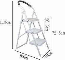 LXDZXY Ladders,Folding Ladder Multifunctional