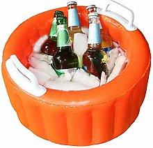 LXHSY Inflatable Beer Ice Bucket Beer Cooler