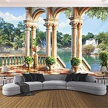 LXiFound Photo Wallpaper -Color landscape