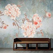 LXiFound Photo Wallpaper -Flower Peony Plant