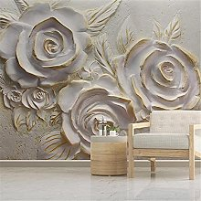 LXiFound Photo Wallpaper -Flowers plants