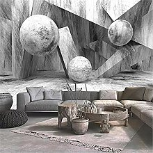 LXiFound Photo Wallpaper -Gray industrial style