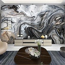 LXiFound Photo Wallpaper -Gray Marble Simple