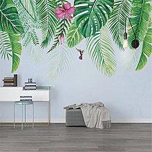 LXiFound Photo Wallpaper -Simple Plant Nordic