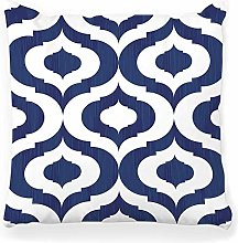 LXJ-CQ Throw Pillow Cover 18x18 Abstract Fabric